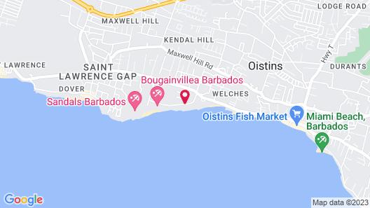Sunbay Hotel Map