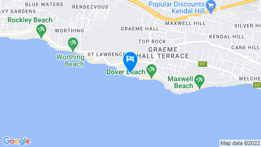 Rostrevor Hotel Map