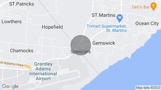 Chandlers Villa Airport Homestay Map