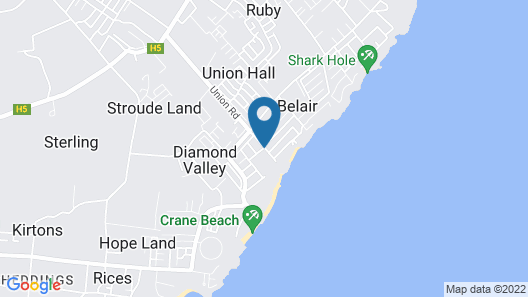 Ocean View by Caribound Map