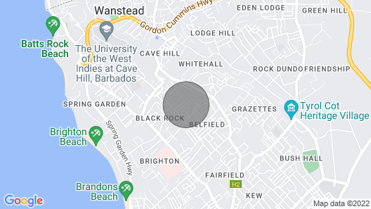Mordern Whole Apartment Near Main City and Beach Map