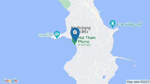 Tam Pang Beach Resort Map