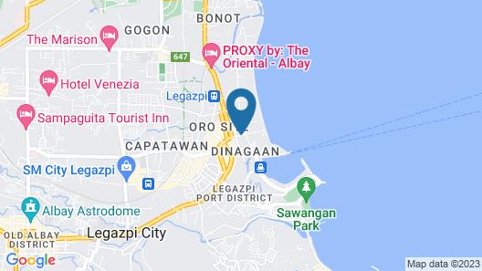 Hotel St. Ellis Map