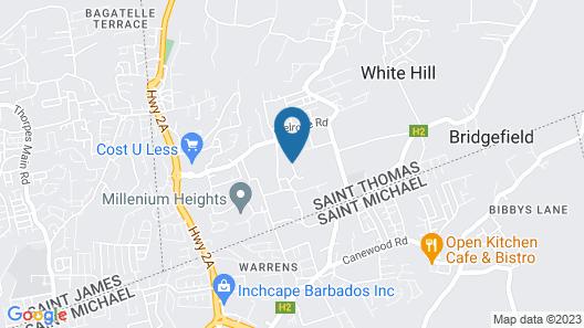 Eullen Villa Map