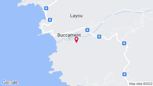 Buccament BAY ALL Inclusive Map