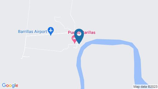 Puerto Barillas Marina & Lodge Map