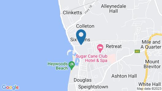 Port Ferdinand Marina & Luxury Residences Map