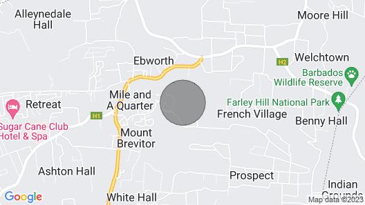 Beautiful Three Bedroom Villa in Gated Community Map