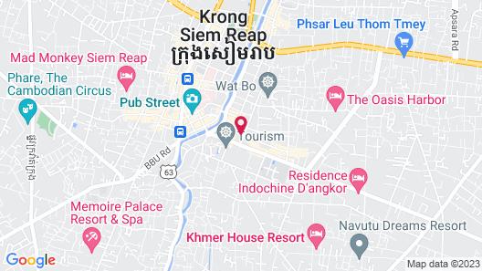Angkor Aurora Map
