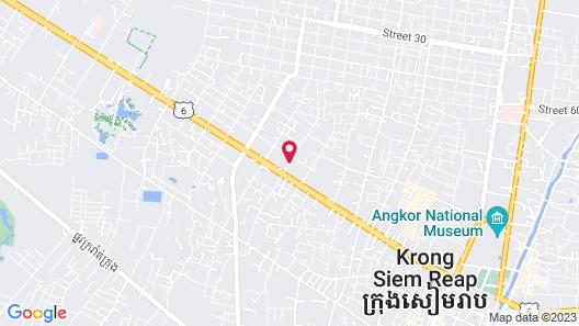 Sakmut Hotel & Spa Map