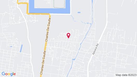 Yanick's Angkor Cottage Map