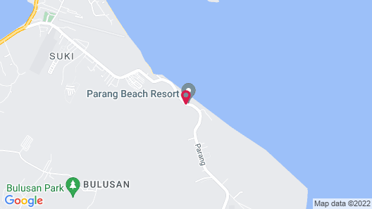 Mahalta Resorts and Convention Center Map