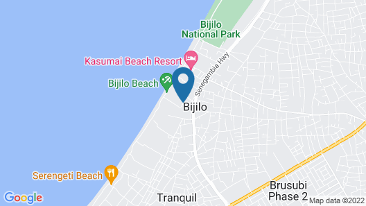 Seafront Residences & Hotel Map