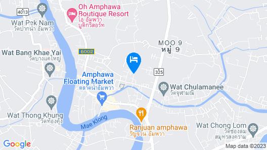House of Passion Amphawa Map
