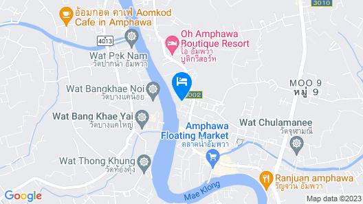 Chotika Riverfront Map