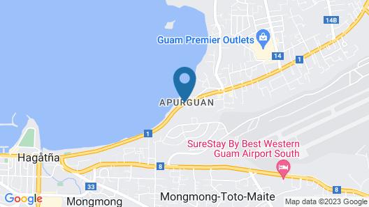 Alupang Beach Tower Map
