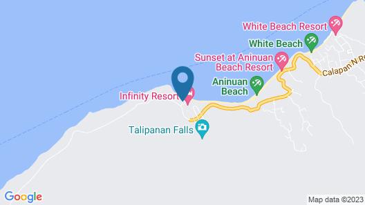 Sunny Beach Resort Map