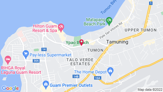 Perez Ipao Apts Map