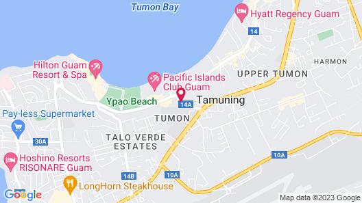 Verona Resort & Spa Map