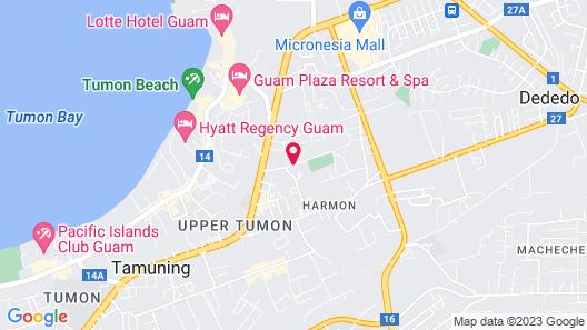 Pia Marine Condominium Map