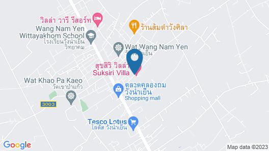 Suksiri Villa Map