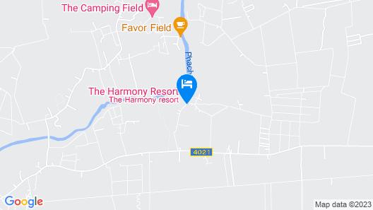 The Harmony Resort Map