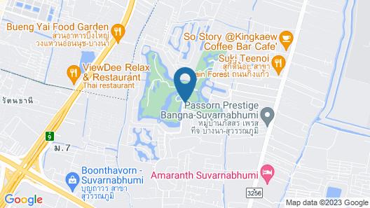 Summit Windmill Golf Residence Map