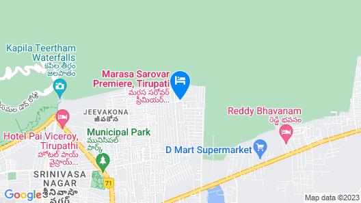 Marasa Sarovar Premiere Map