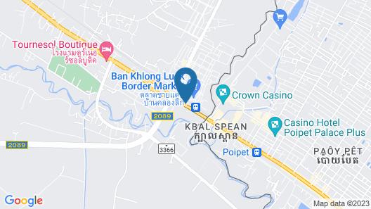 At Border Map