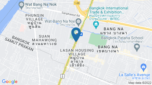 Ideo Mobi Eastgate Bangna By Winnie Map