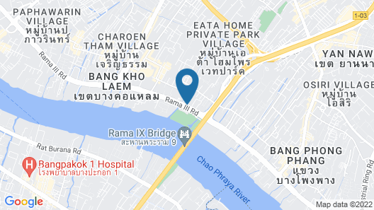 Rama3 Star View Residence Map
