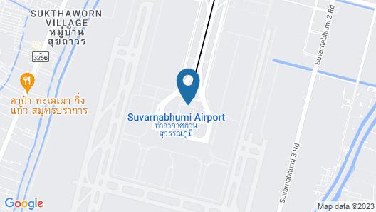 Boxtel@Suvarnabhumi Airport Map
