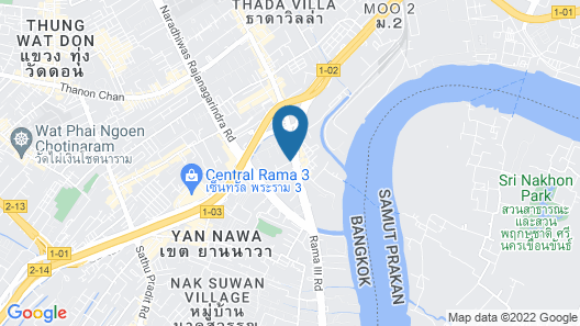 Locals Sathorn Siamese Nang Linchee Map