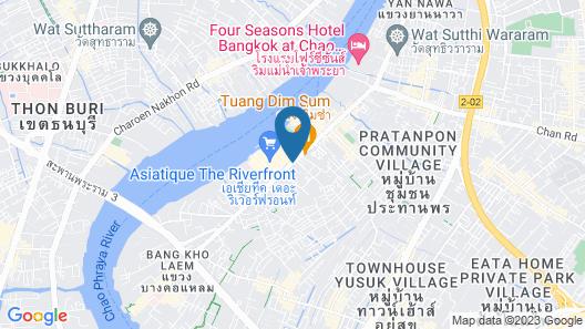 The Sunreno Hotel Map