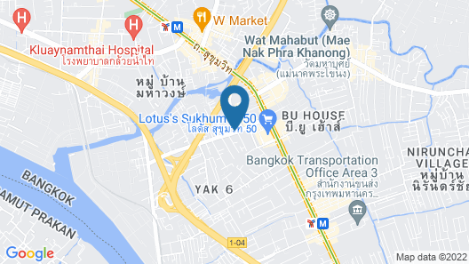Serio Condo Map