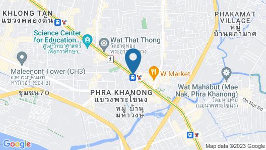 Jasmine Resort Hotel Map