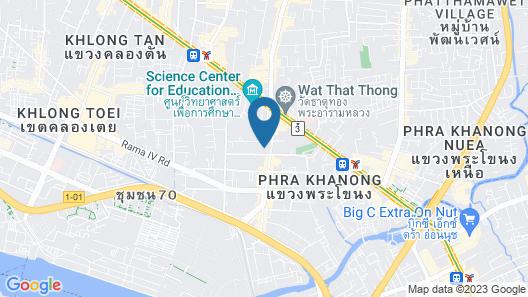42 Grand Residence Map