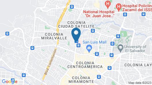 ALWAYS HOTEL Map