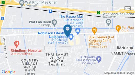 The Cottage Suvarnabhumi Map