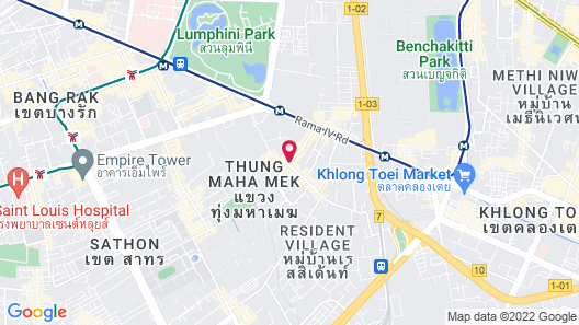 ibis Bangkok Sathorn Map