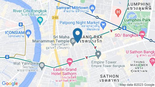 Narai Hotel Map