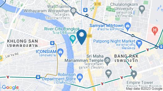 Poste 43 Residence Map