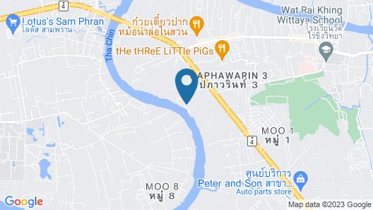 Suan Sampran Map