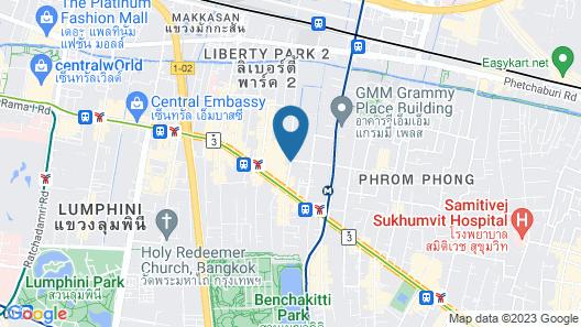 Dream Bangkok Map