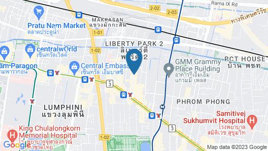 Hyde Sukhumvit 11 By Favstay Map