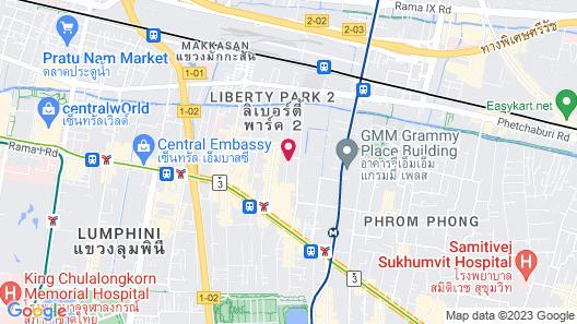 Radisson Suites Bangkok Sukhumvit Map