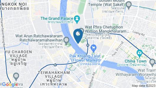 Riva Arun Bangkok Map