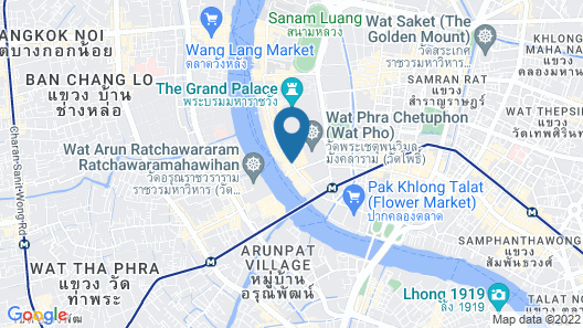 Arom d Hostel Map