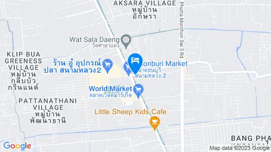 Nonnaisuan resort Map