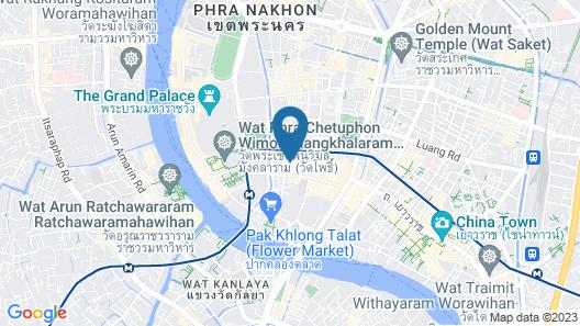 Huan Aumpron Resort Map